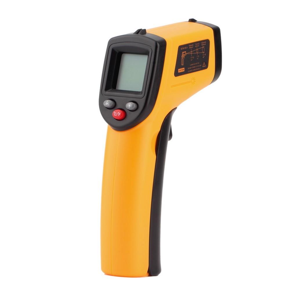 Laser temperaturmåler