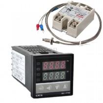 Temperatur styring - PID controller